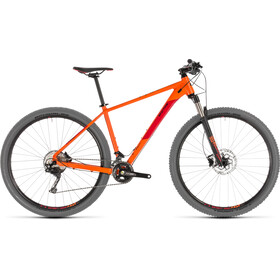 Cube Reaction Pro MTB Hardtail arancione